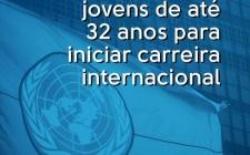 ONU seleciona Jovens para iniciar Carreira Profissional Internacional 2015