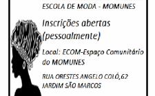 ESCOLA DE MODA - MOMUNES