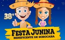 FESTA JUNINA BENEFICENTE DE SOROCABA