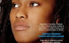 Dia 25 de Novembro é o dia internacional de luta pelo fim da violência contra a mulher.